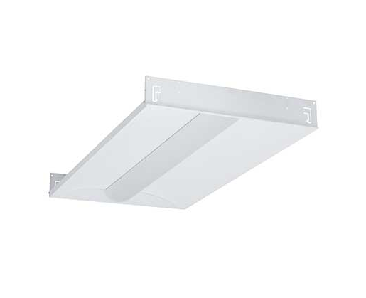Columbia Lighting 2x4 LCAT LED Contemporary Architectural Troffer - 1/Ea  sc 1 st  LED T8 Tubes & Columbia Lighting 2x4 LCAT LED Troffer New DLC Rated Fixture