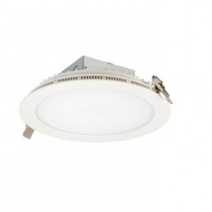 "Ohyama OLEDL8-13NR-UNV 8"" Round 13W LED Downlight Dimmable 4000K"