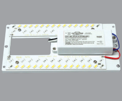 Keystone KT-RKIT-RP-6-1600-840 17W Rectangular LED Retrofit 4000K