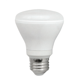 TCP Dimmable 8W Smooth LED R20 LED8R20D30K 3000K