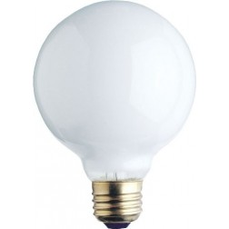 Westinghouse 0312200 40G25/WH Incandescent Globe 40W 120V