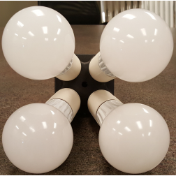300W-750W PS Incandescent Bulb LED Retrofit -> 30W/45W/60W LED Retrofit
