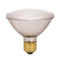 Satco S2234 39PAR30/HAL/XEN/NFL/120V 39W Halogen PAR30 Narrow Flood