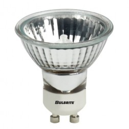 Bulbrite 620135 35W MR16 Halogen GU10 Base Dimmable Lensed