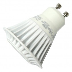 TCP LED7MR16GU1041KFL Dimmable LED GU10 Base MR16 7W 4100K 40° Flood
