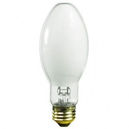 Philips MH100-C-U-M90-E-MED 100 Watt Coated Metal Halide