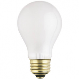 60A19/FR 60 Watt 130 Volt A19 Medium Screw (E26) Incandescent