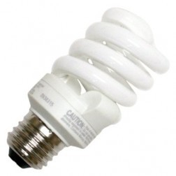 TCP 80101950 19W CFL Mini Springlamp 5000K