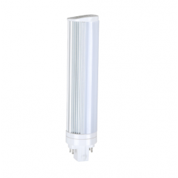 Maxlite 4-Pin 6W 8W LED PL Retrofit Lamp G24Q Base or GU24 - 1/Ea