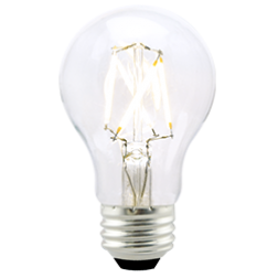 Green Creative 57971 4.5FA19DIM/827/R Filament Vintage LED A19