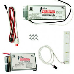 Fulham FireHorse FHSKITT04LNC LED Emergency Backup Lighting Kit