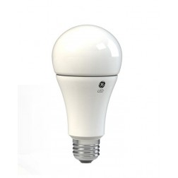 GE 69119 LED10DA19/830 LED A19 10W 3000K 60W Equivalent Dimmable