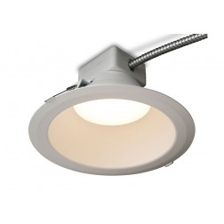 "GE Lumination LRX Round Series 8"" LED Retrofit Downlight 0-10V Dimming"