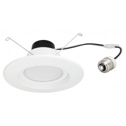 "TCP LED10DR56DA Allusion Series 10W 5"" 6"" LED Downlight Warm Dim"
