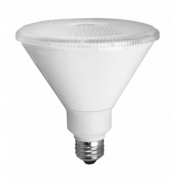 TCP LED17P38D24KNFL Dimmable 17W LED PAR38 2400K 25° Narrow Flood