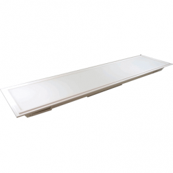 Nora N-Spec 1x4 Edge-Lit LED Flat Panel Fixture