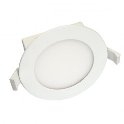 "TCP L9EL4D4040K 4"" LED Edge Lit Downlight Dimmable 4000K 8.5W"
