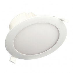 "TCP L12EL6D4040K 6"" LED Edge Lit Downlight Dimmable 4000K 11W"