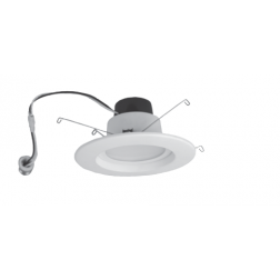 """TCP LED12DR5641K 5""""/6"""" 12W Recessed Downlight Dimmable Retrofit 4100K"""