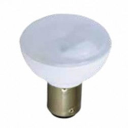 TCP LED2WGBFV2 LED Elevator Lamp 2W BA15d Base 12V 2700K