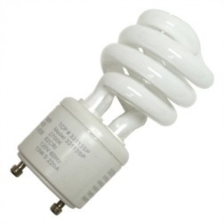 TCP 33118SP 18W Spring Lamp GU 27K