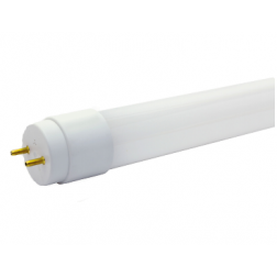 GE 62485 4' LED Type C Glass Tube 4000K - 1/Ea