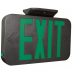 Compass CEG Green LED Emergency Exit Sign