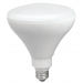 TCP Dimmable 17W Smooth LED BR40 LED17BR40D24K 2400K