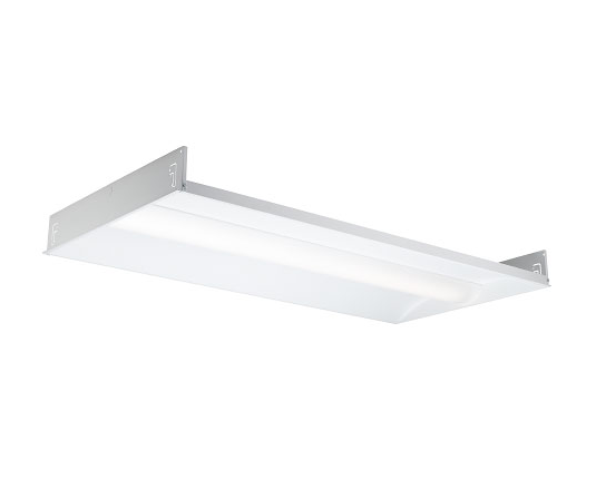Columbia Lighting 2x4 LCAT LED Contemporary Architectural Troffer - 1/Ea  sc 1 st  LED T8 Tubes & Columbia Lighting 2x4 LCAT LED Troffer New DLC Rated Fixture azcodes.com