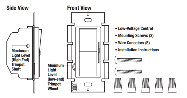 lutron dvtv view lutron diva dvstv 0 10v dimmer low voltage controller lutron dvstv wh wiring diagram at n-0.co