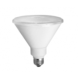 TCP LED17P38277V30KFL 277V LED PAR38 3000K Non-Dimmable 40° Angle