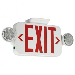 Compass CCR LED Combination Emergency Exit Light