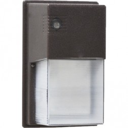Eiko 09810 WMC-2C-40K-U LED Wallpack Cube 20W 4000K Photocontrol