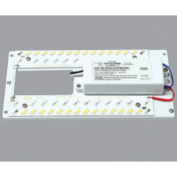 Keystone KT-RKIT-RP-6-800-850 9W Rectangular LED Retrofit 5000K