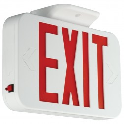 Compass CER LED Emergency Exit Sign
