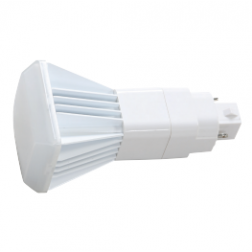 Keystone KT-LED82P-EV-8xx-D Extended Vertical LED PL Replaces 4-Pin 26W/32W/42W CFL