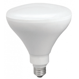 TCP Dimmable 17W Smooth LED BR40 LED17BR40D27K 2700K