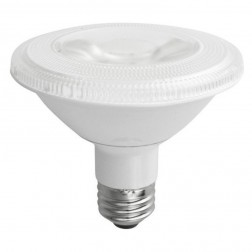 TCP LED12P30SD27KNFL Dimmable 12W LED PAR30 2700K 25° Narrow Flood Short Neck