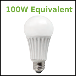 LED A21 Lamps 100W Equivalent