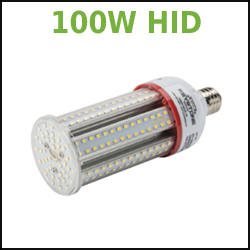 100W HID LED Replacement Corn Cob
