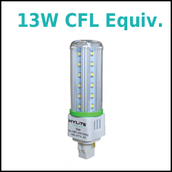 13w cfl equivalent LED Omni Bulb