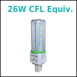 26w cfl equivalent LED Omni Bulb