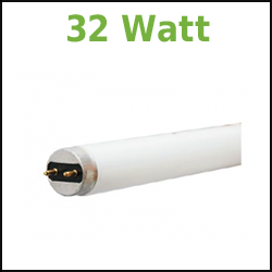32W Fluorescent Electronic T8 Tube