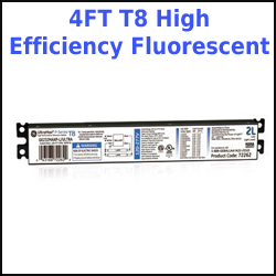 4 Foot T8 High Efficiency Ballasts