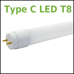 GE Type C LED T8 Remote Driver