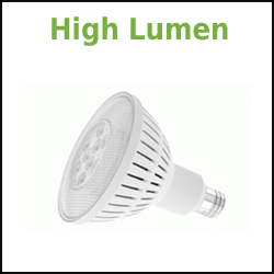 28 Watt High Lumen LED PAR38