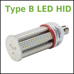 Keystone Type B LED HID Replacement