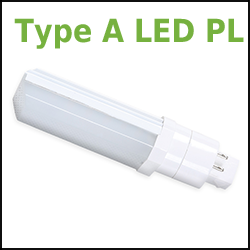 Keystone Type A LED PL