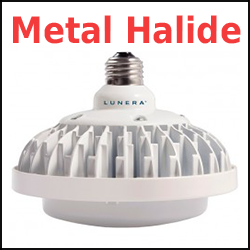 HID to LED Metal Halide with Ballast