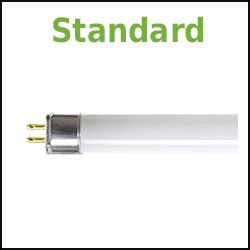 Standard 4 Foot GE Ecolux T5